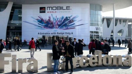 TECNOLOGÍA: Movil – Mobile World Congress 2017, BARCELONA