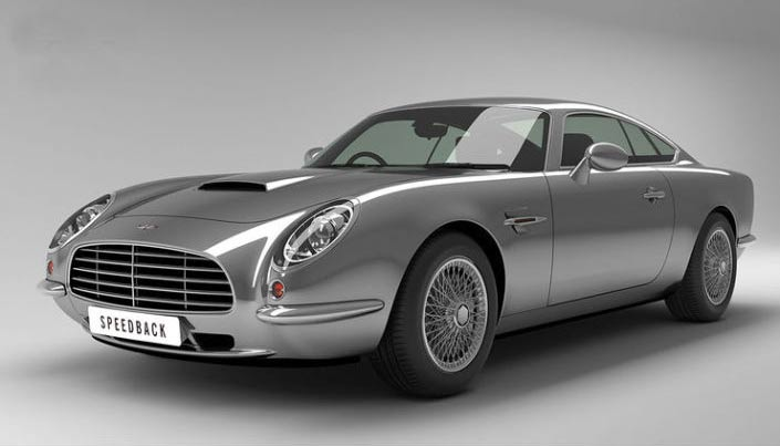 MOTOR: Automóvil – David Brown SPEEDBACK GT