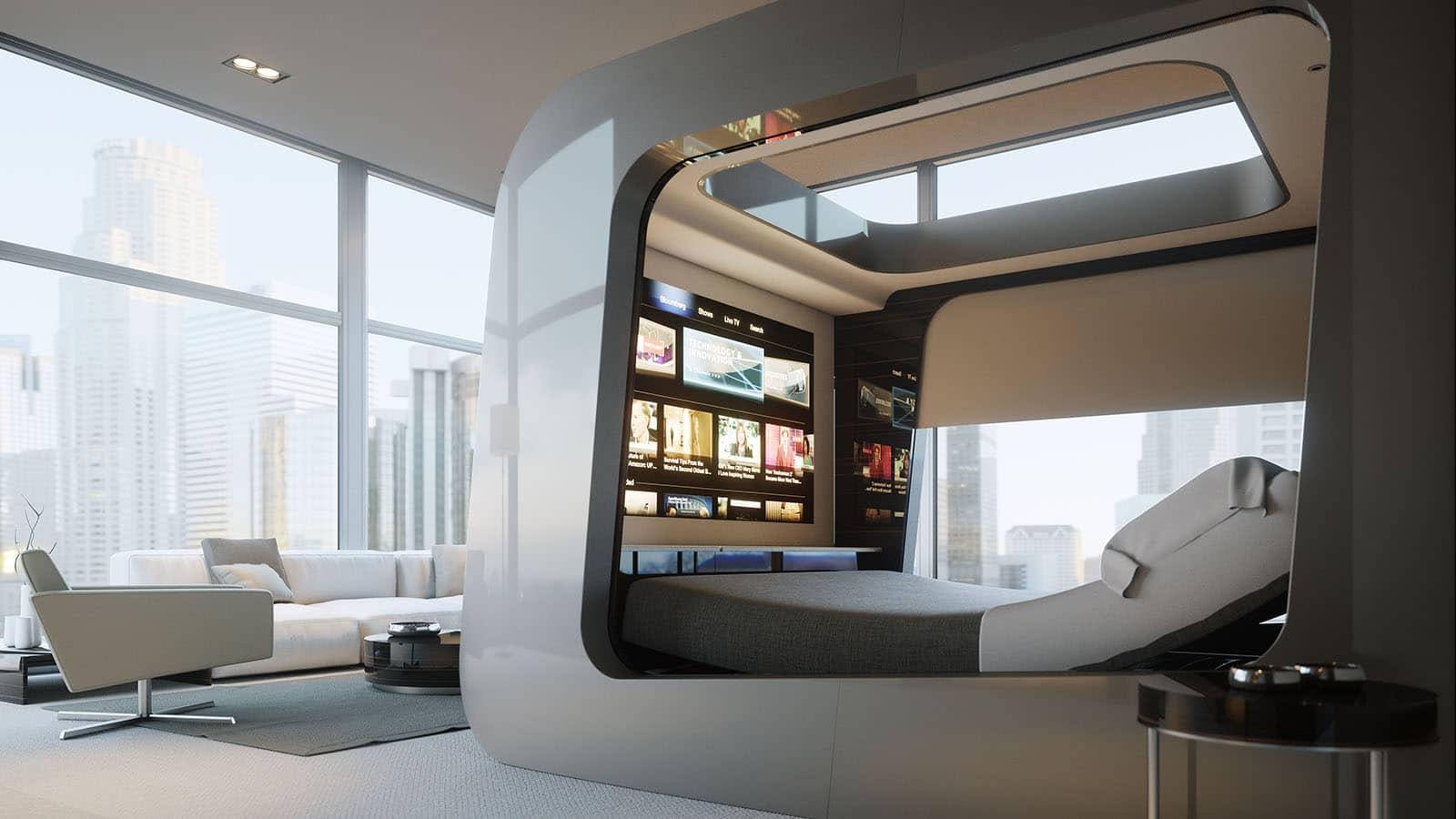 TECNOLOGÍA: El diseño de HiCan se encuentra con la tecnología para definir una nueva categoría de cama