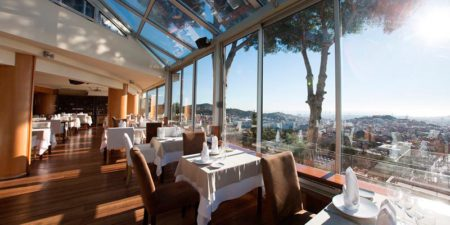 OCIO: Mirablau – Drink with Barcelona's Skyline