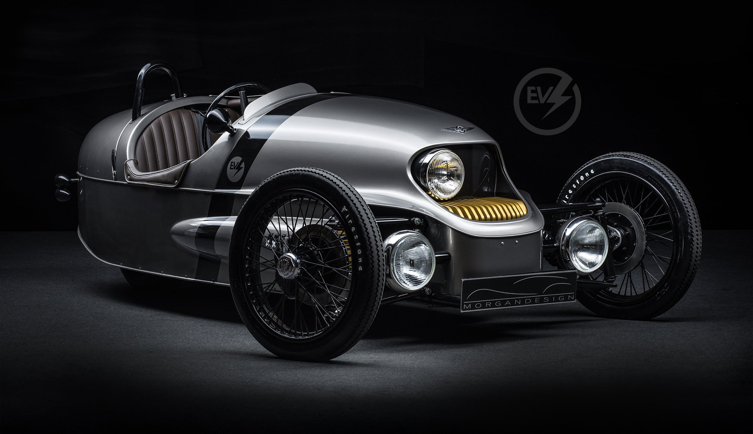 MOTOR: MORGAN Morgan launches EV3