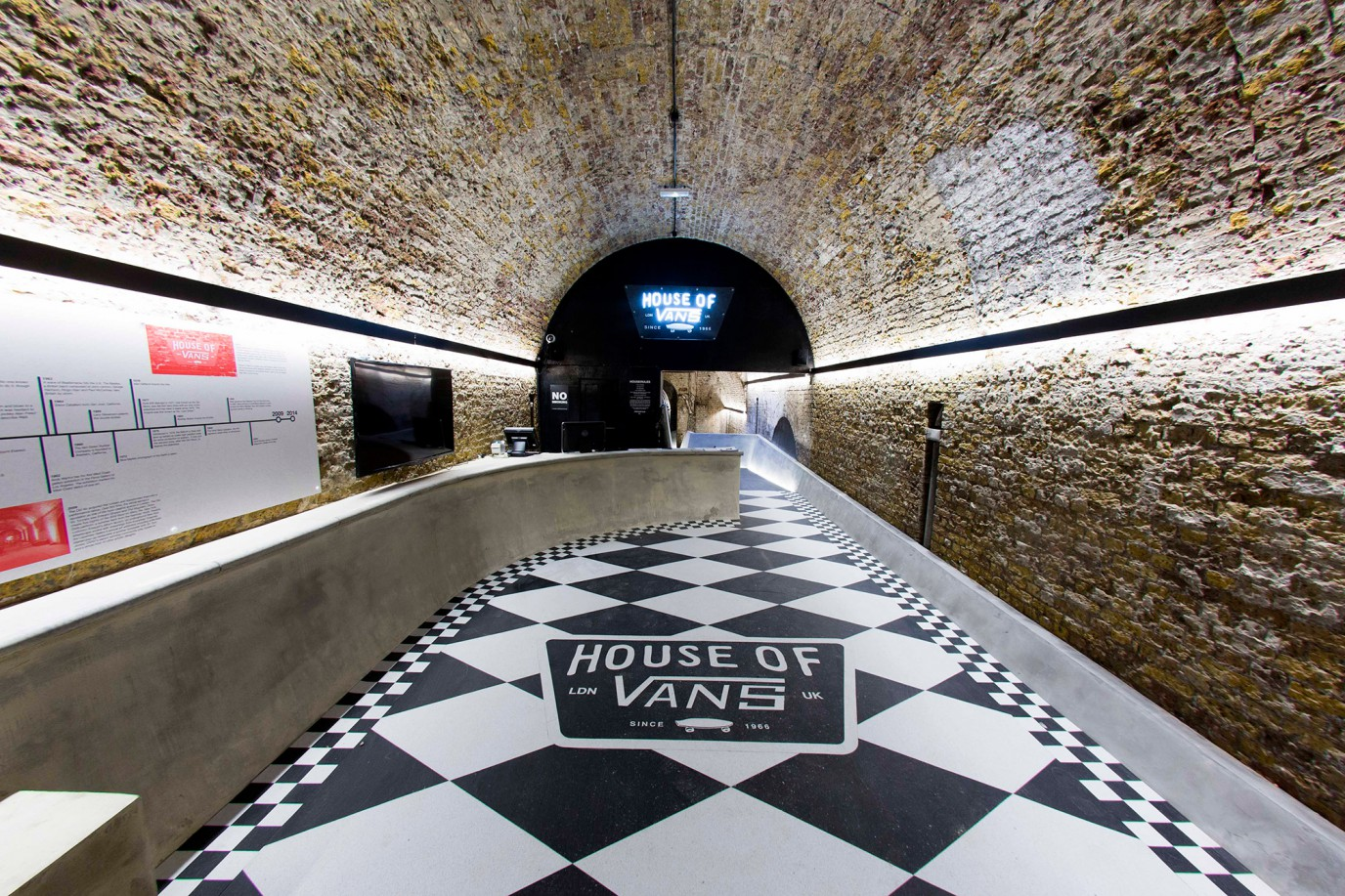 ARQUITECTURA: HOUSE OF VANS – Tim Greatrex