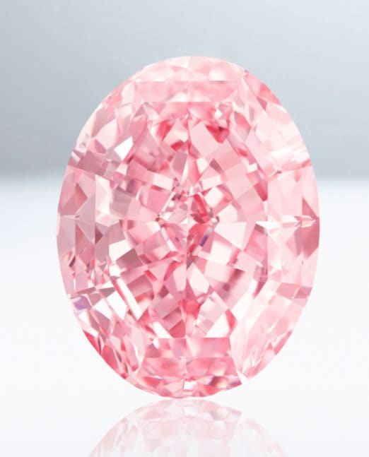 COLECCIONISMO: Sotheby's – WORLD AUCTION RECORD FOR ANY DIAMOND OR JEWEL HIGHEST PRICE FOR ANY WORK SOLD AT AUCTION IN ASIA
