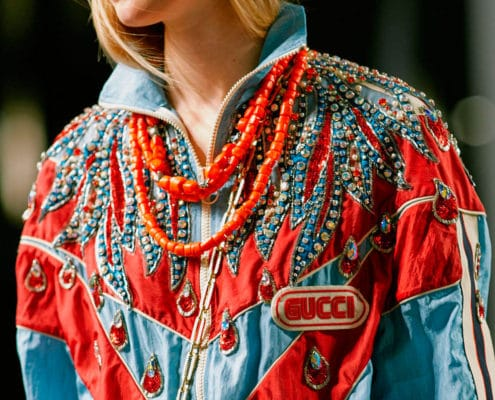 MODA: GUCCI – THE POETIC ACT OF CREATION