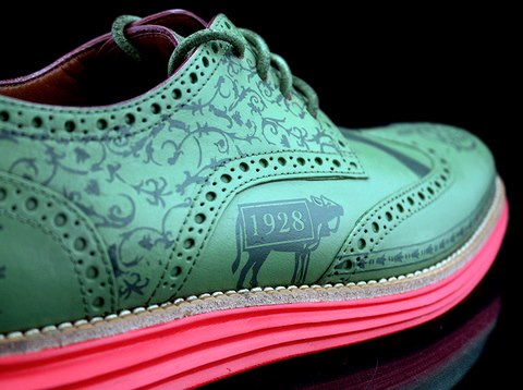 "MODA: Zapatos Cole Haan Lunargrand ""1928″ Customs"