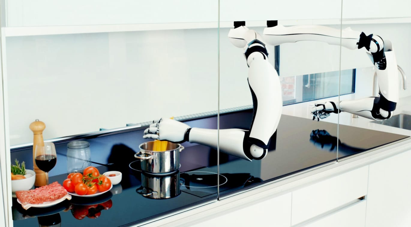 TECNOLOGÍA: MOLEY The World's First Robotic Kitchen