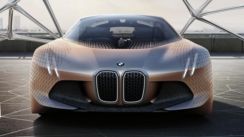 MOTOR: Coche – BMW Vision Next 100