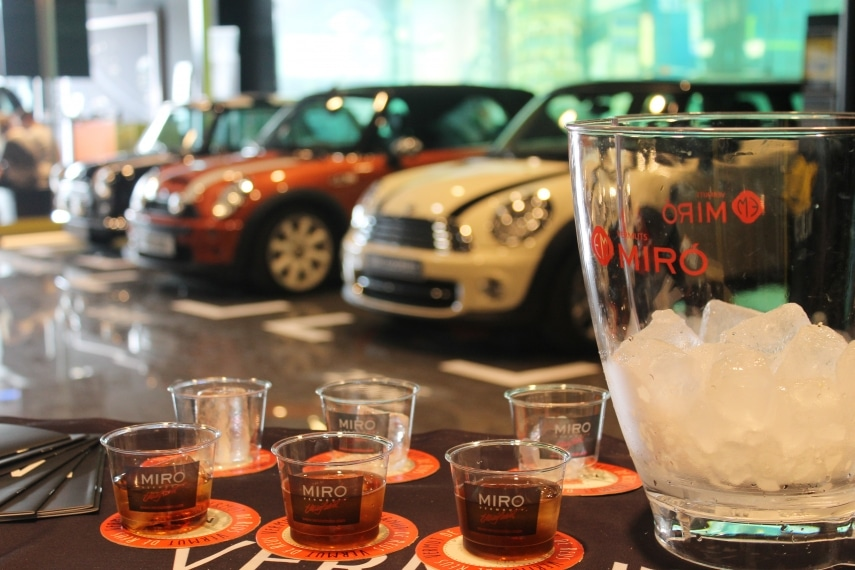 MYEVENTS: Evento – MINI & Vermut MIRÓ