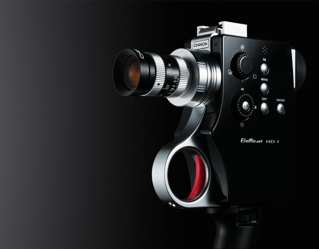 TECNOLOGÍA: Video – Bellami HD-1 Espectacular cámara de cine.