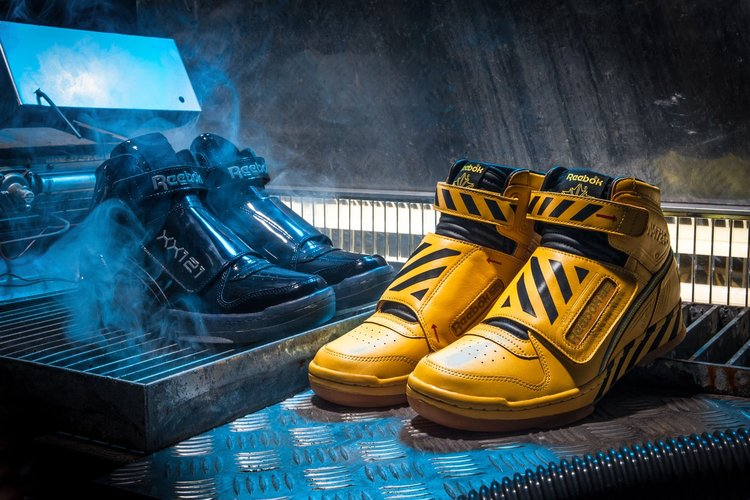 "MODA: Bambas – Reebok- Alien Stomper ""Final Battle"" pack Alien Day"