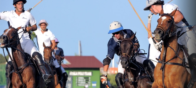 DEPORTES: Santamaria Polo Club