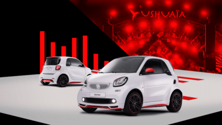 MOTOR: Ushuaïa Limited Edition 2017 by Smart