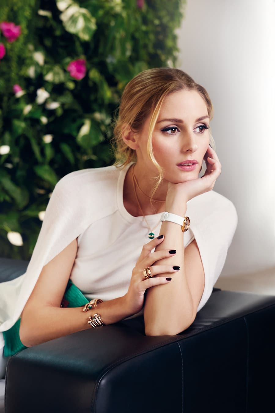 JOYERÍA: PIAGET – Olivia Palermo -POSSESSION COLOURS