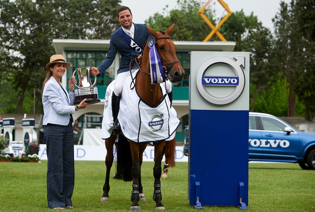 DEPORTE: CLUB DE CAMPO VILLA DE MADRID – Longines Global Champions Tour 2017 – Global Champions league
