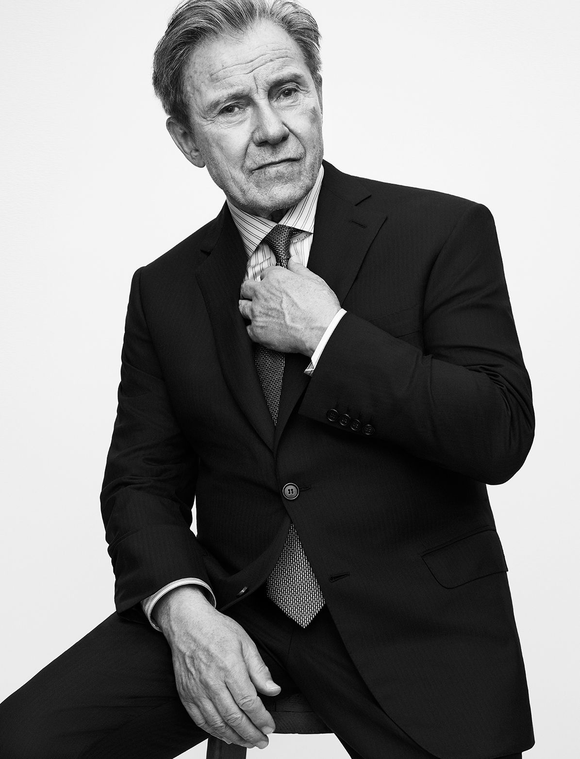 MODA: HARVEY KEITEL FOR BRIONI