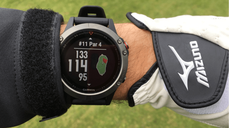 TECNOLOGÍA: GARMIN – Dispositivos GPS para Golf – Approach® S60