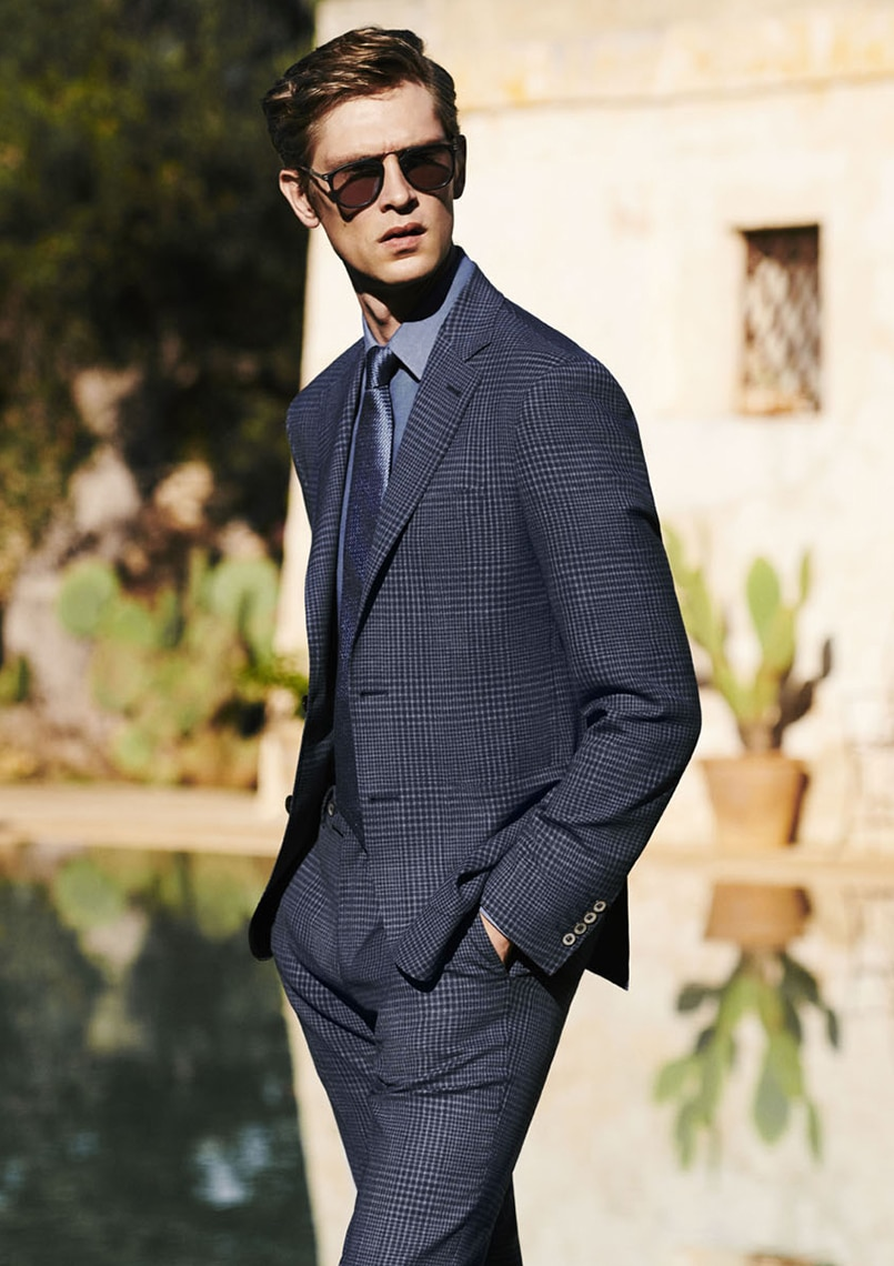 MODA: The Race | Canali Impeccabile 2.0