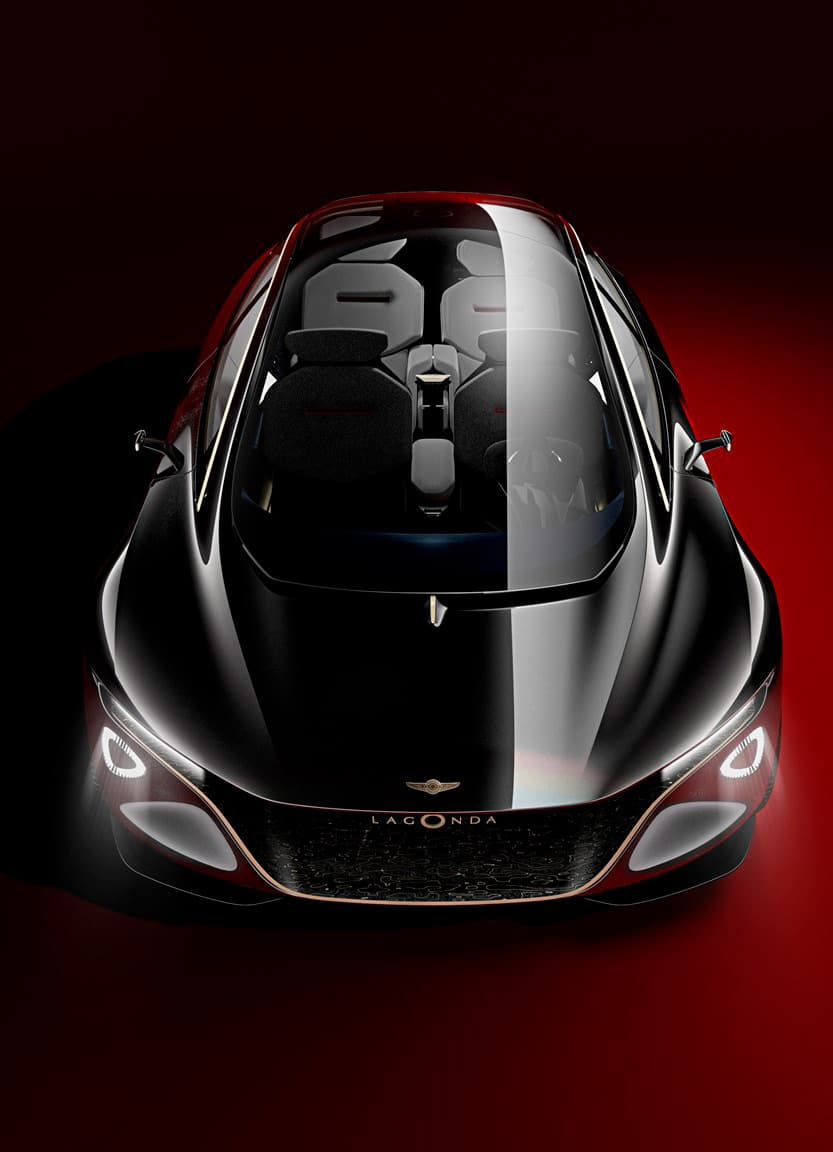 MOTOR: Lagonda Vision Concept – A new kind of luxury mobility