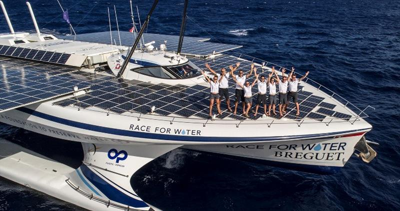 EVENTO: BREGUET EMPRENDE UNA NUEVA ODISEA JUNTO A RACE FOR WATER