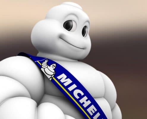 Resultados financieros del Grupo Michelin