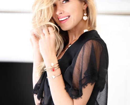 JOYERÍA: CHOPARD Caroline Scheufele y Petra Nemcova apoyan a  All Hands and Hearts – Smart Response