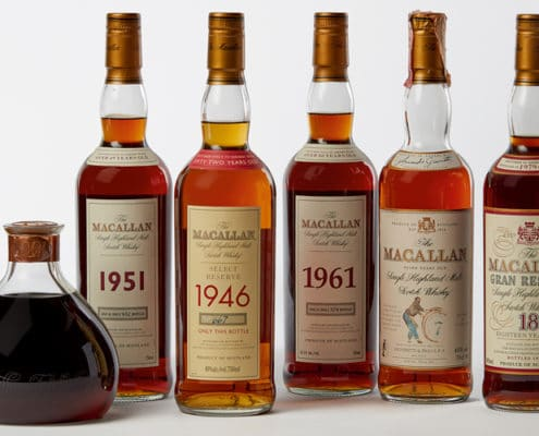 COLECCIONISMO: SOTHEBY'S Macallan Online: A Pioneer's Collection