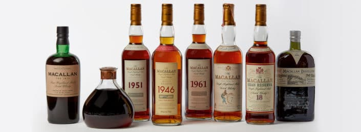 SOTHEBY'S Macallan Online: A Pioneer's Collection