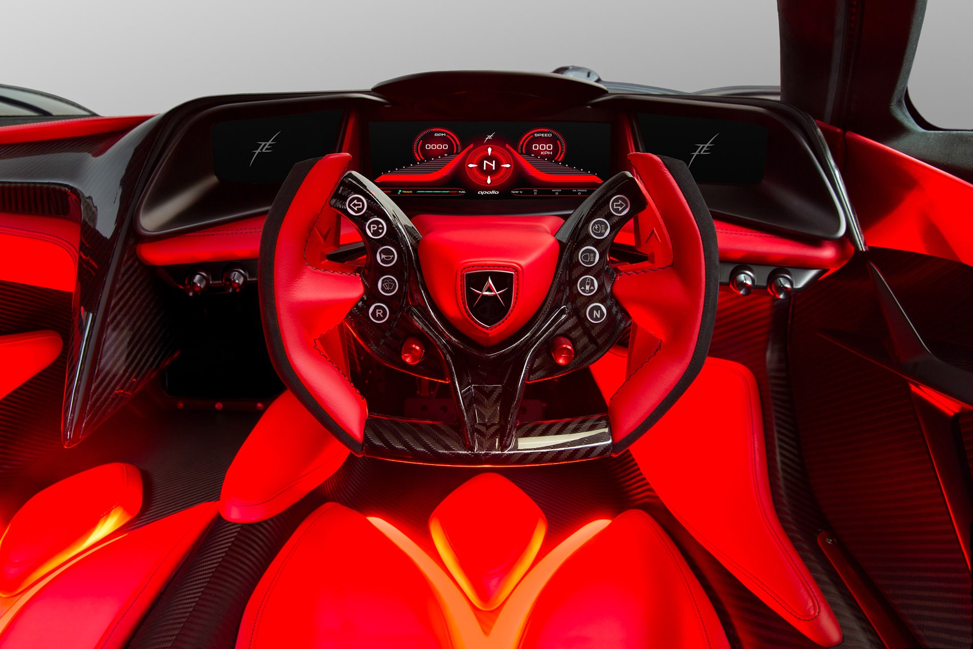 Apollo-IE interior- apollo-automobil