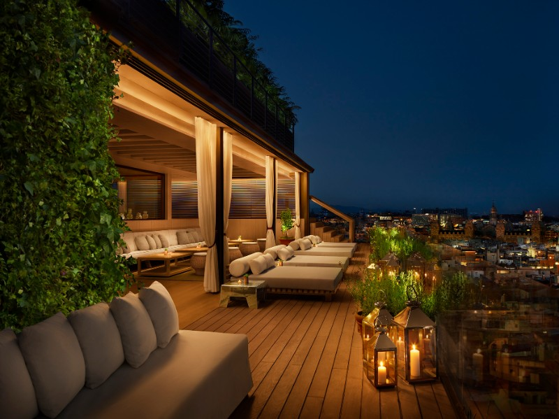 A Dazzling World of Exclusive Design at The Barcelona Edition Hotel