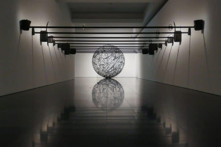 JAUME PLENSA | Museo de Arte Contemporanio de Barcelona, Spain