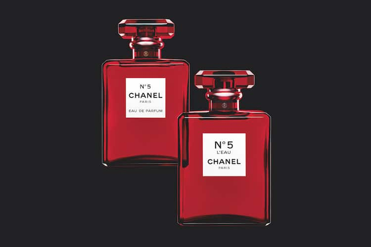 Chanel Nº5 Red Edition