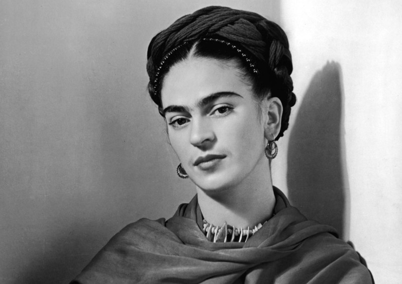 most famous artists Some of The Most Famous Artists Of All Time Frida Kahlo