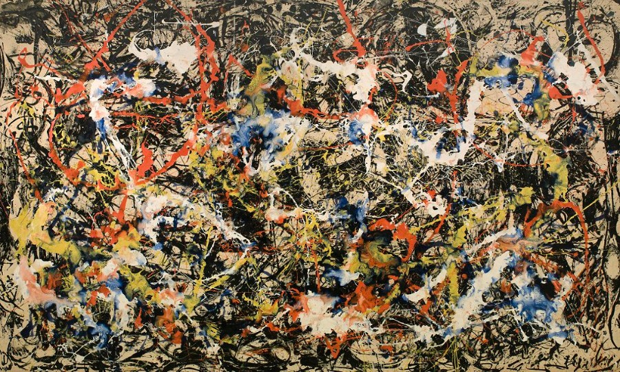 most famous artists Some of The Most Famous Artists Of All Time Jackson Pollock