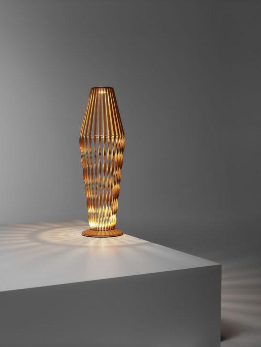 Lámpara Spiral de Atelier Oï.
