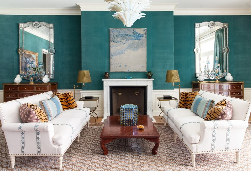 Know The Best 10 Interior Designers to Follow In 2019 interior designers Know The Best 10 Interior Designers to Follow In 2019 Markham Roberts