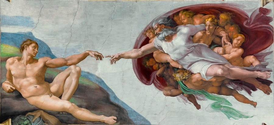 most famous artists Some of The Most Famous Artists Of All Time Michelangelo