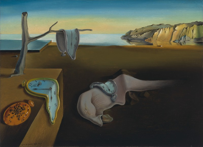 most famous artists Some of The Most Famous Artists Of All Time salvador dali painting