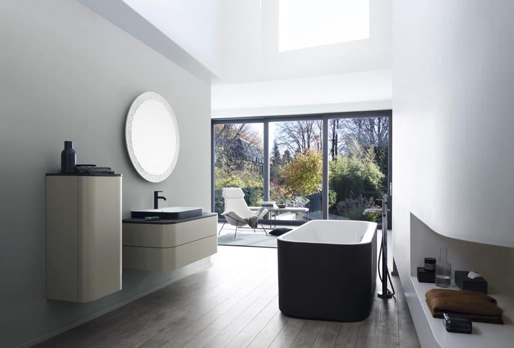 Duravit presenta en ISH: Un diseño de baño completo.