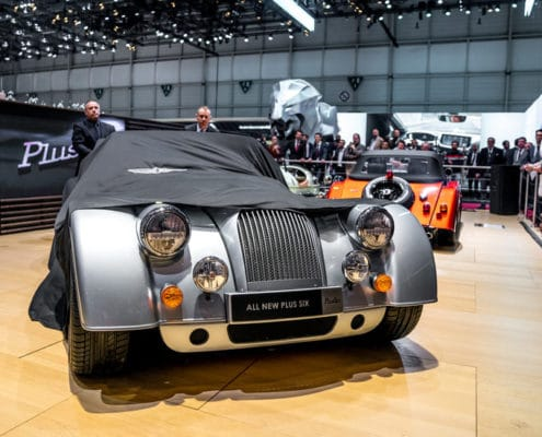 Morgan at the Geneva Motor Show 2019