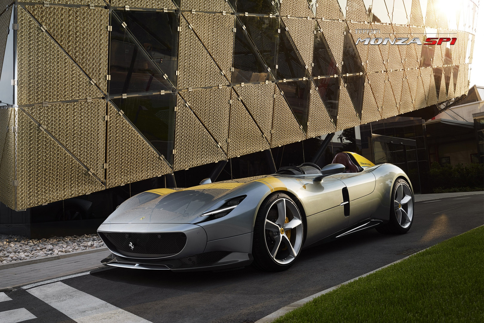 El Ferrari Monza SP1 gana el iF Gold Award
