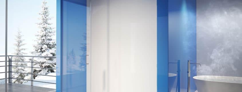 Mampara de vidreo Alba Mackay