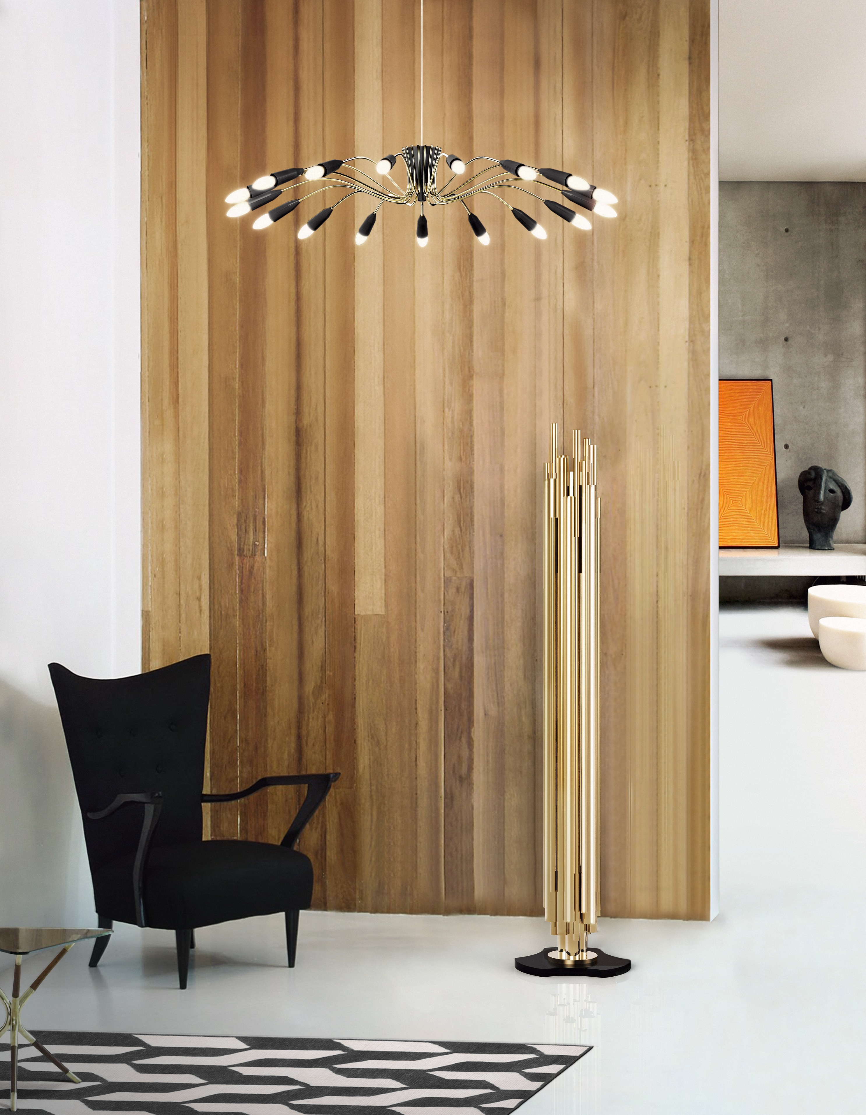 Complete Your Modern Home Decor With The Brubeck Lighting Designs 4