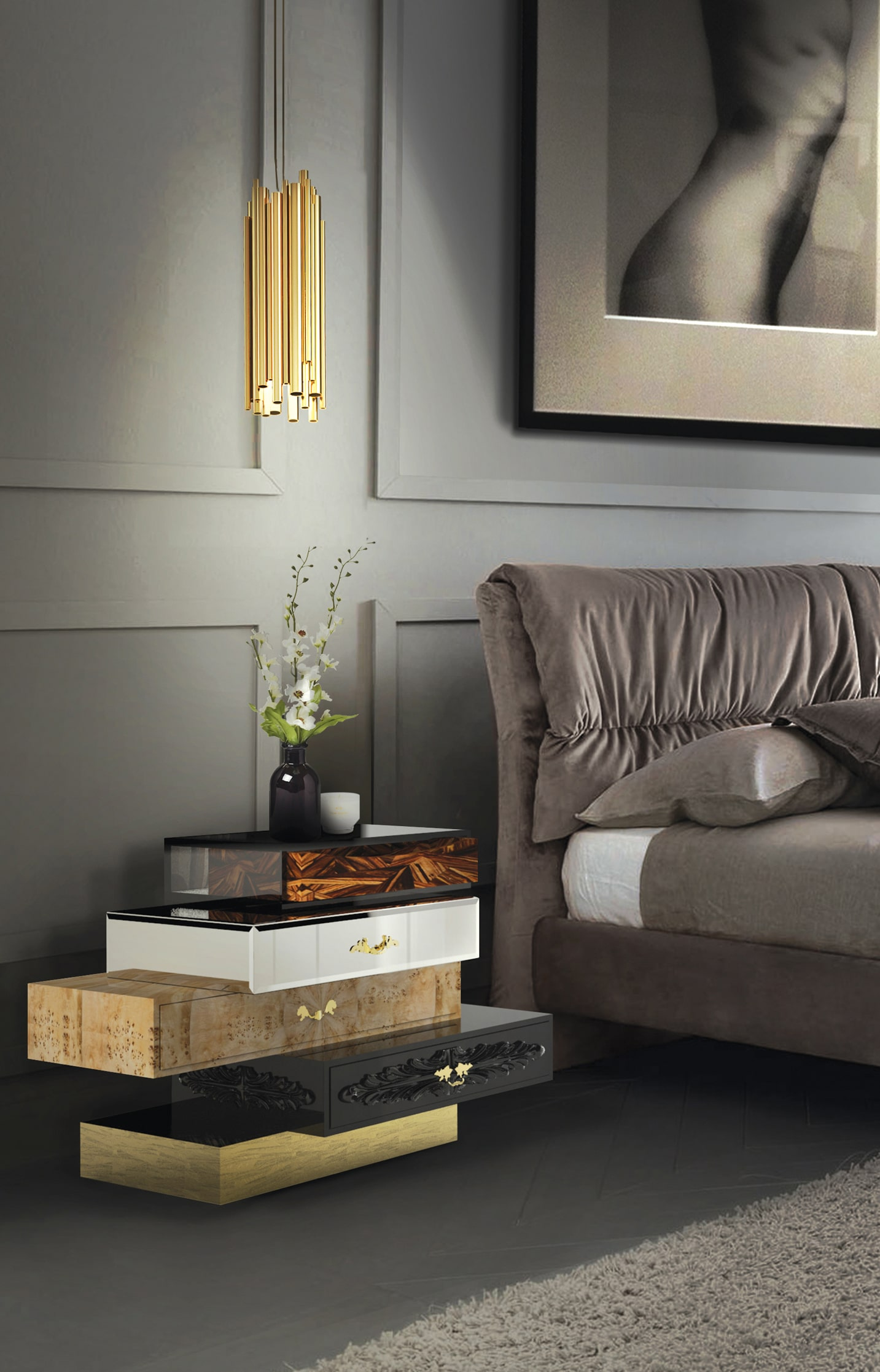 Complete Your Modern Home Decor With The Brubeck Lighting Designs 5