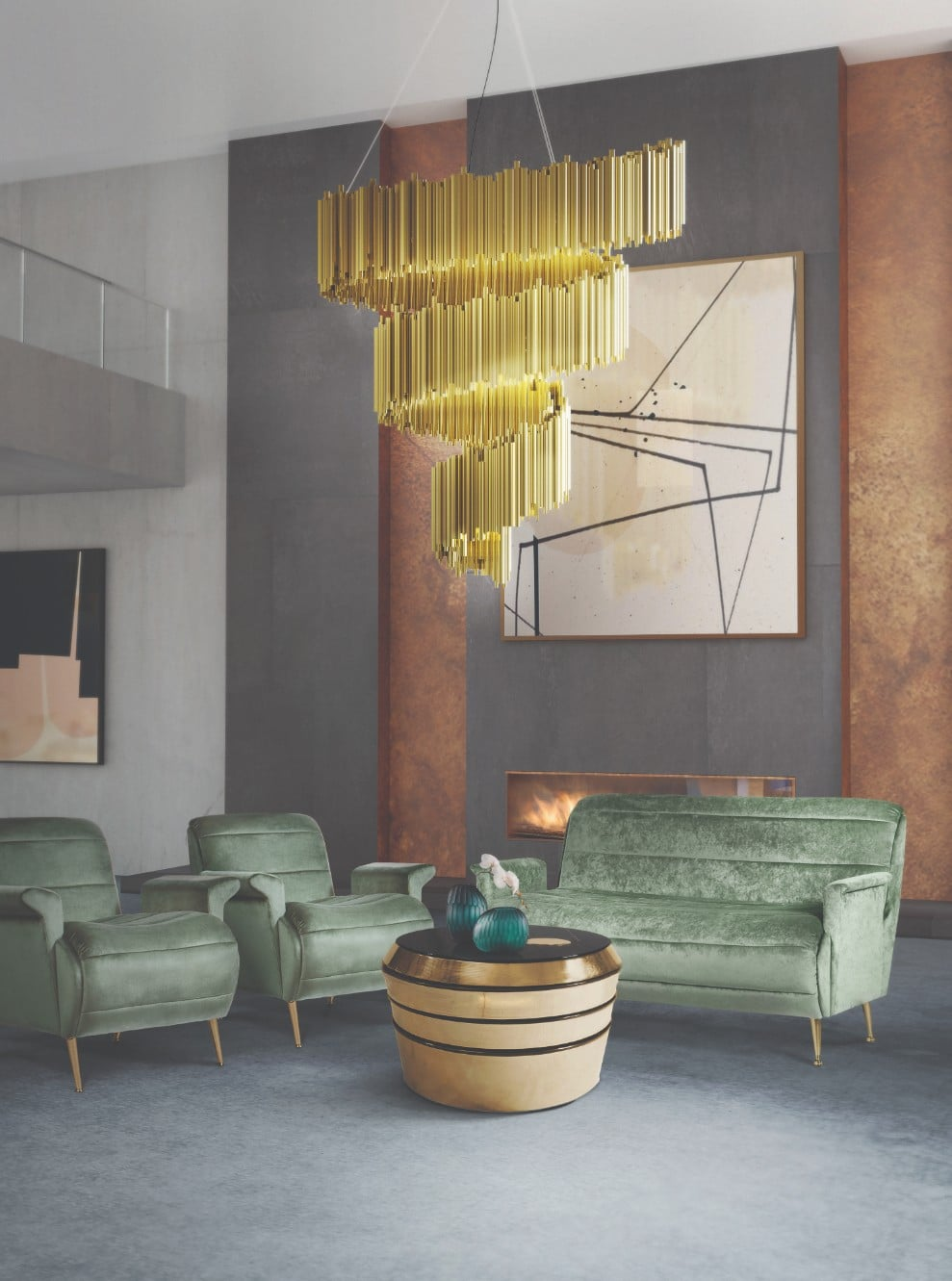 Complete Your Modern Home Decor With The Brubeck Lighting Designs 6