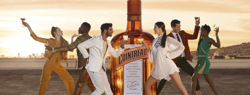 Cointreau celebra su 170 aniversario liderando el mundo de la coctelería Cointreau-Bottle-70 CL-OS