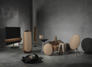 BRONZE COLLECTION, LA EDICIÓN LIMITADA DE BANG&OLUFSEN QUE TIÑE LOS ALTAVOCES DE...
