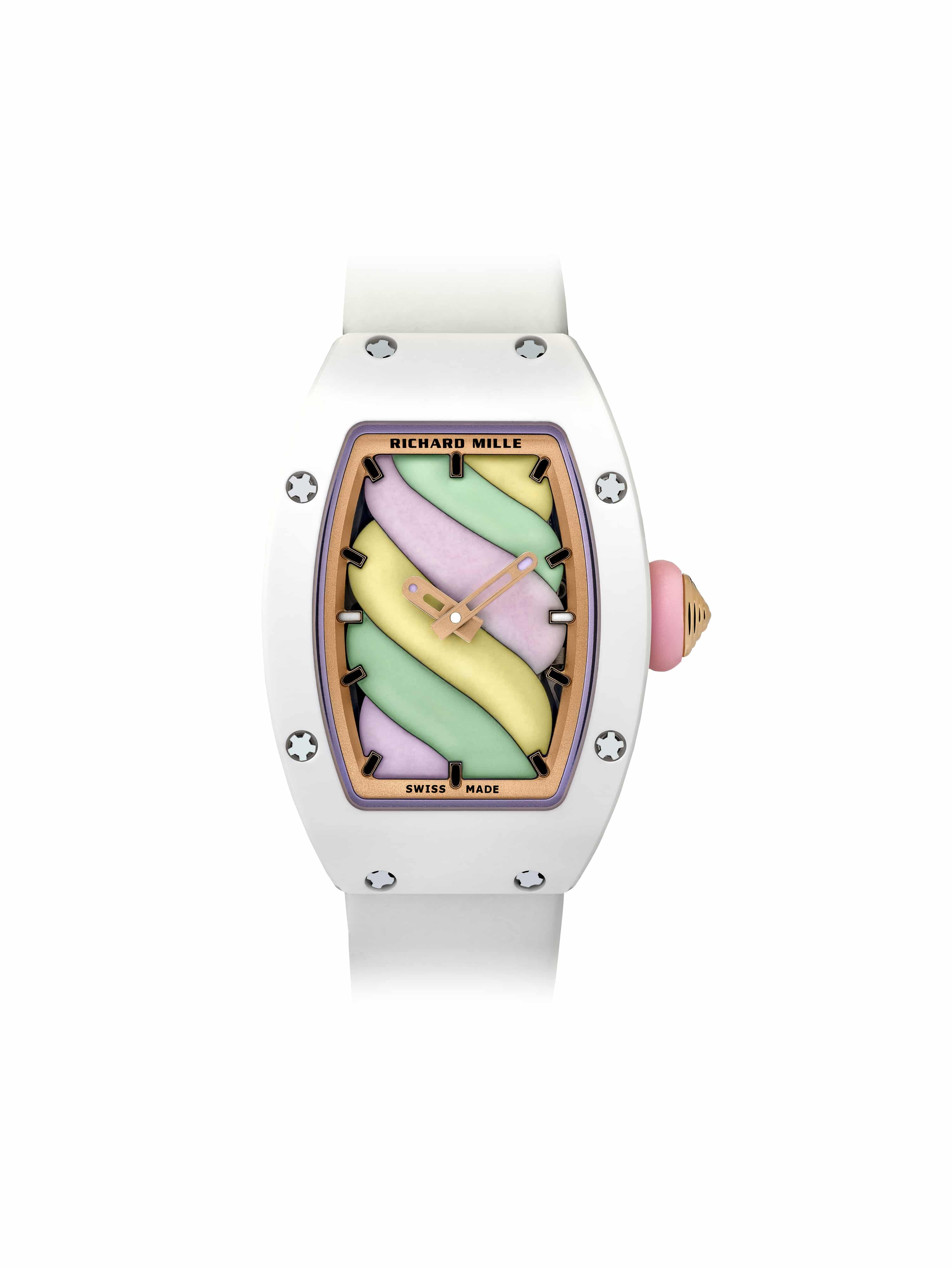 Reloj Richard Mille - RM 07-03 Automático Marshmallow
