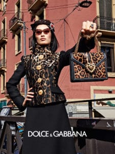 DOLCE GABBANA - Advertisign Campaign Fall Winter...