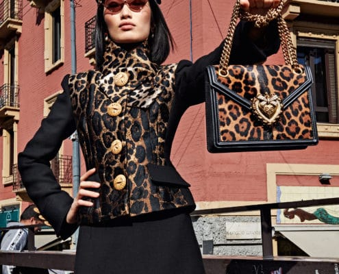 DOLCE GABBANA - Advertisign Campaign Fall Winter 2019/20