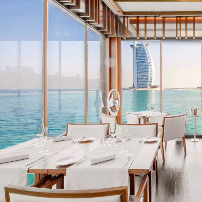 Best Luxury Restaurants in The Hottest Summer Destinations